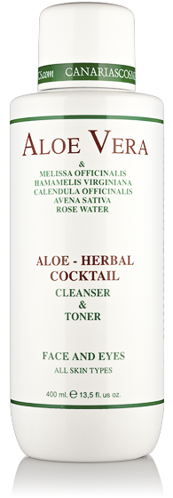 Aloe Herbal Cocktail