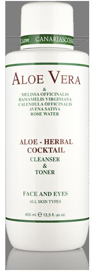 Aloe Herbal Cocktail